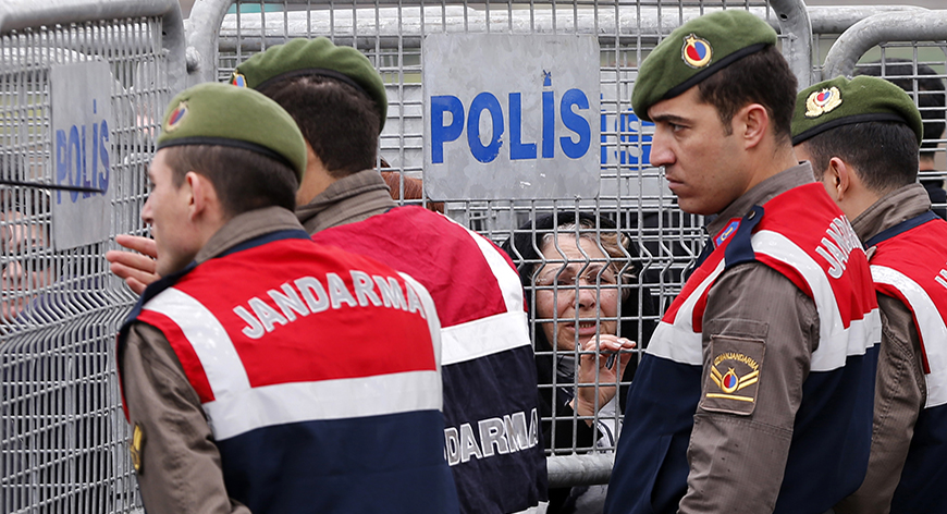 Interior Ministry dismisses another 265 officers in post-coup witch hunt