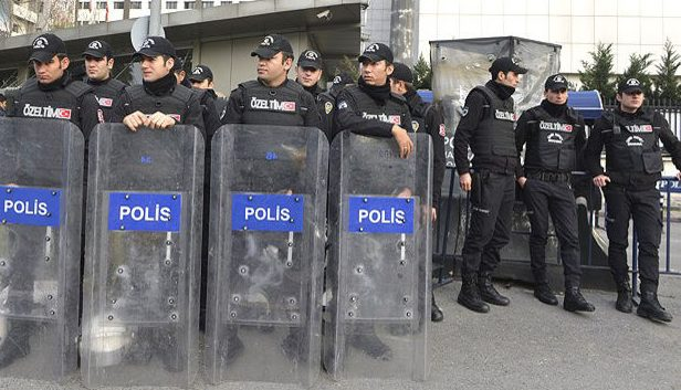 Turkey detains 81 more police officers in new purge wave