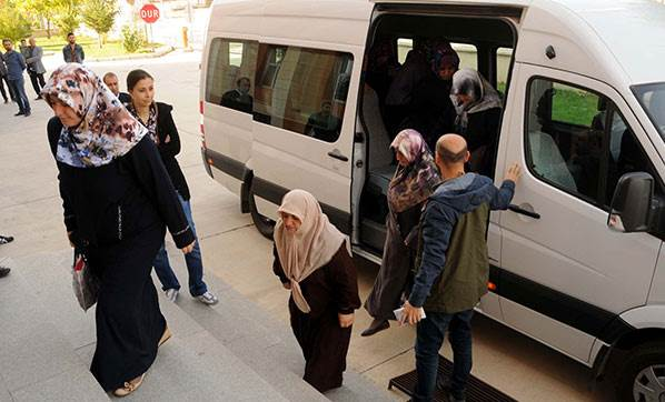 Turkish police detain 13 housewives for organising fundraiser for needy students