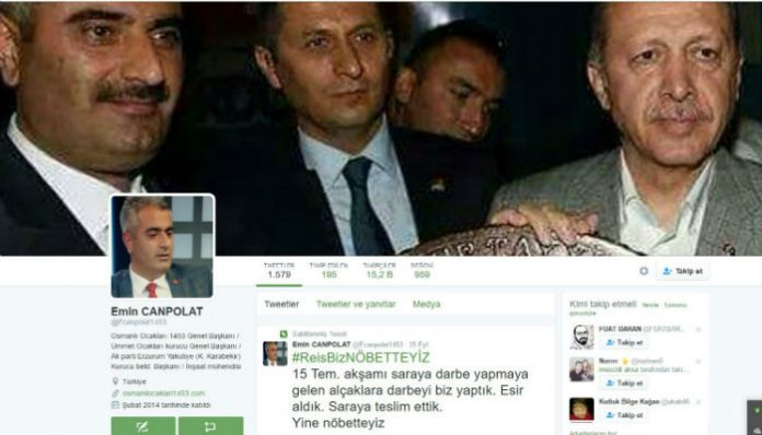 Pro-Erdoğan association head calls on supporters to take up arms