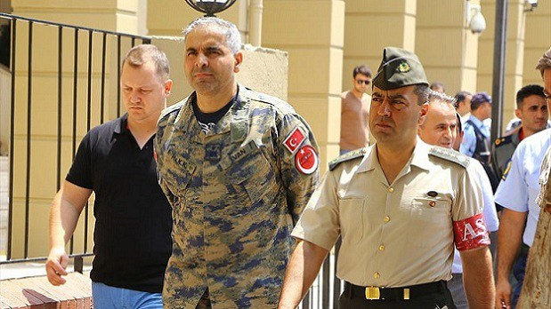 Judge who arrested military officers for coup involvement jailed over ByLock use
