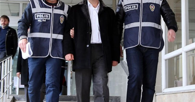 36 civil servants detained in Bartın-based operation