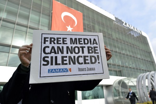 One-third of Turkish journalists lose job as gov't tightens grip over media