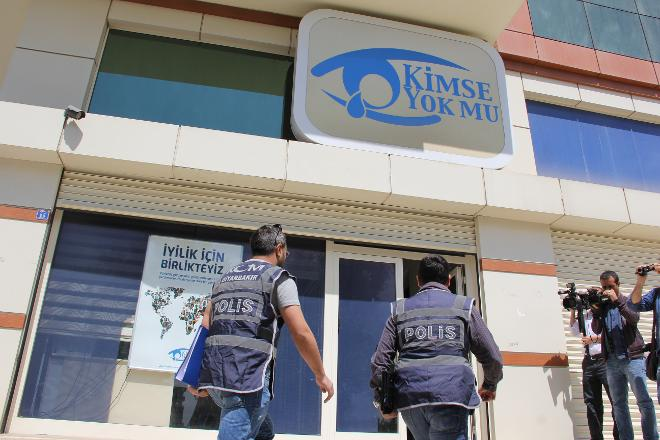 33 members of Kimse Yok Mu aid foundation arrested over Gülen ties