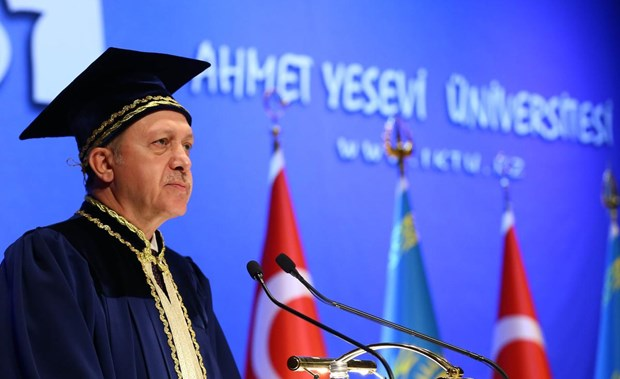 Gov't decree allows Erdoğan choose rectors without intra-university elections
