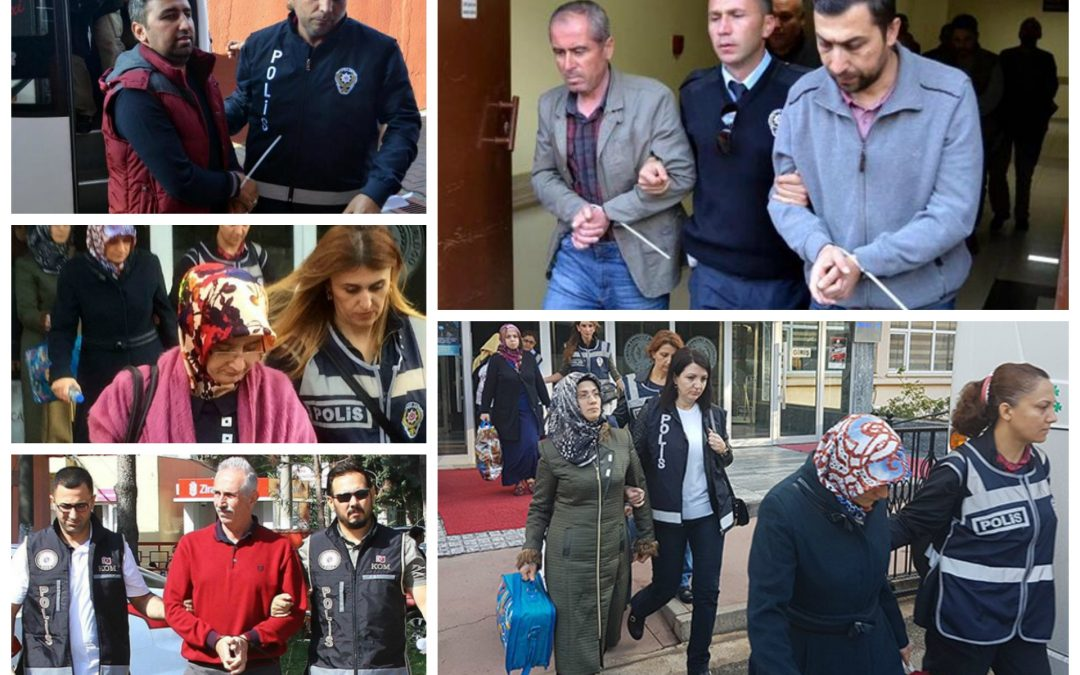 132 arrested, 138 others detained over coup charges on Friday