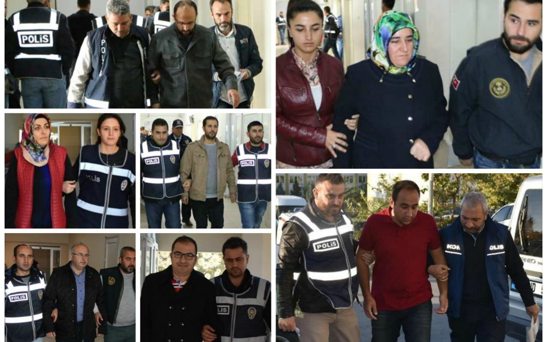 Another 46 academics, university personnel detained in post-coup purge operation