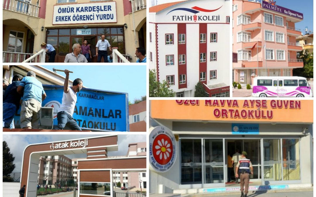 Minister: Turkish gov't takes in $5 bln in confiscation of Gülen-linked properties