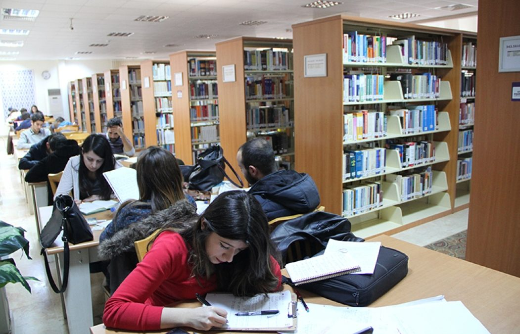 Turkish university removes 3,949 books from library in Gülen paranoia