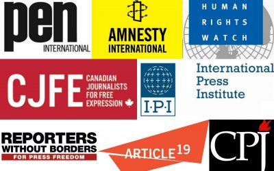 Rights watchdogs, press groups urge Turkey to end emergency abuses