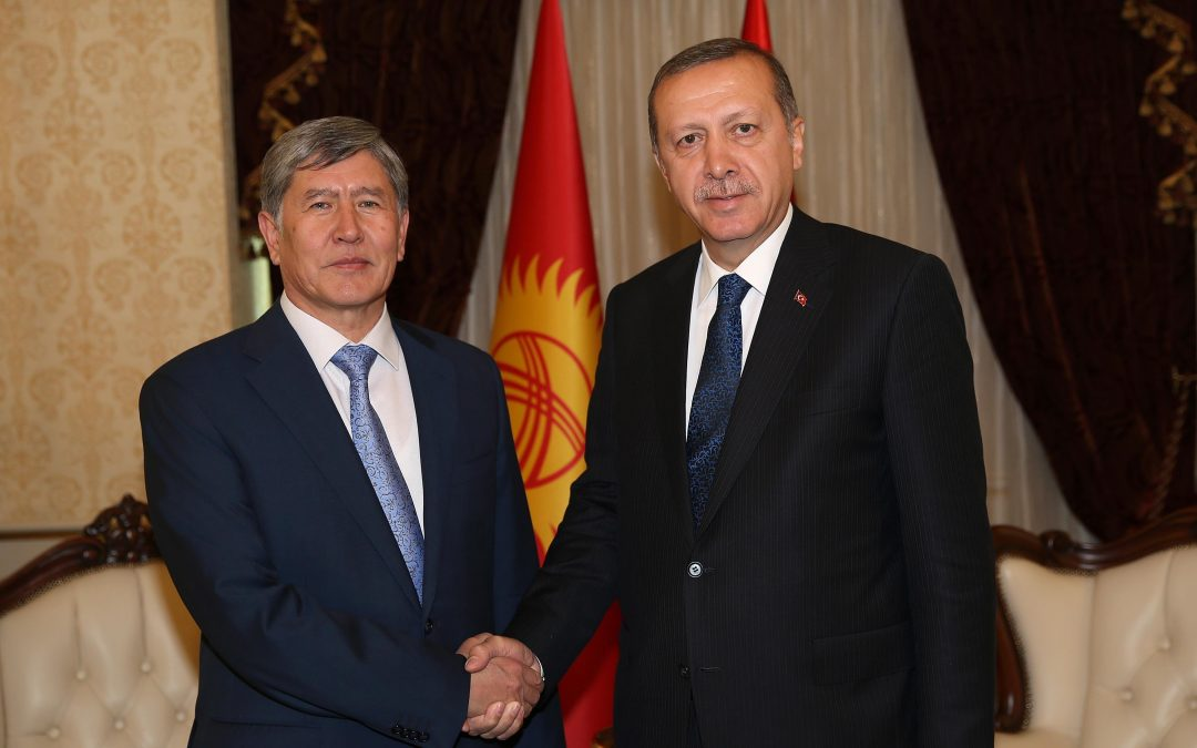 'Atambayev denied medical treatment in Turkey after refusing to cooperate in Gülen witch-hunt'