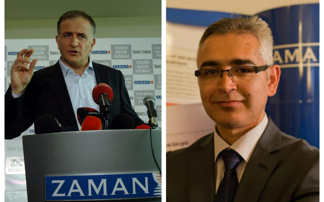 Turkey's pro-gov't columnists, media target former Zaman journos abroad