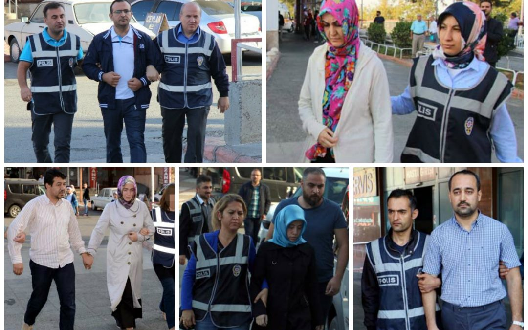 108 arrested, 113 others detained over coup charges on Tuesday
