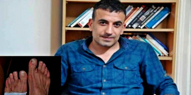 Newly released journalist says tortured with molten plastic during detention