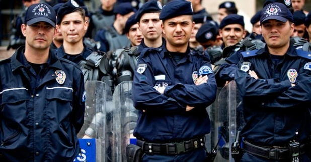 Turkish government suspends 12,000 police officers