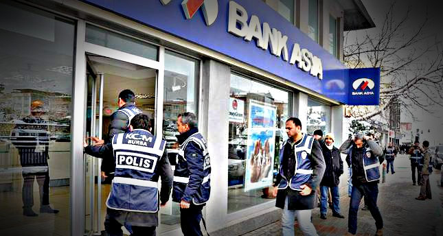 Teachers who deposited money in Bank Asya for interest-free banking dismissed