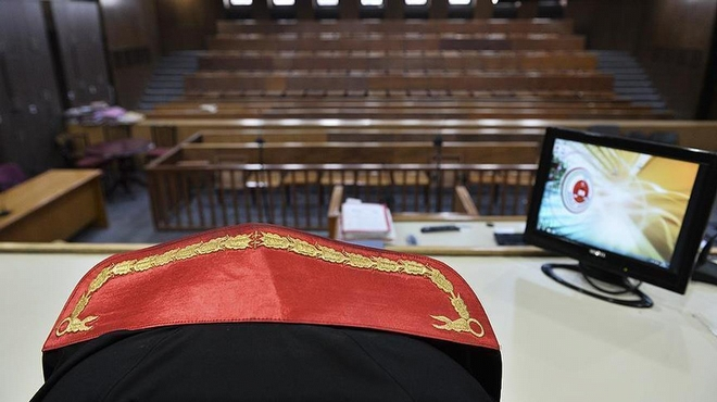 109 military judges expelled from TSK over Gülen links