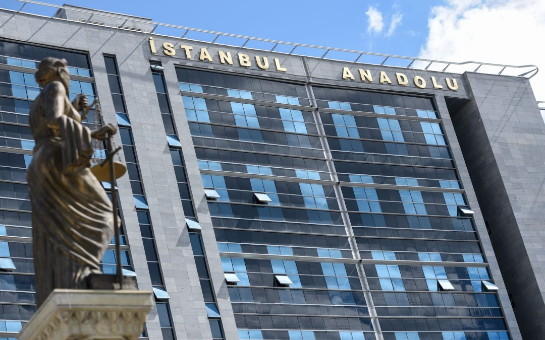Another 14 courthouse personnel detained over alleged Gülen links