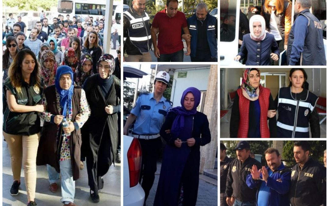 74 arrested, 240 detained over coup charges on Thursday