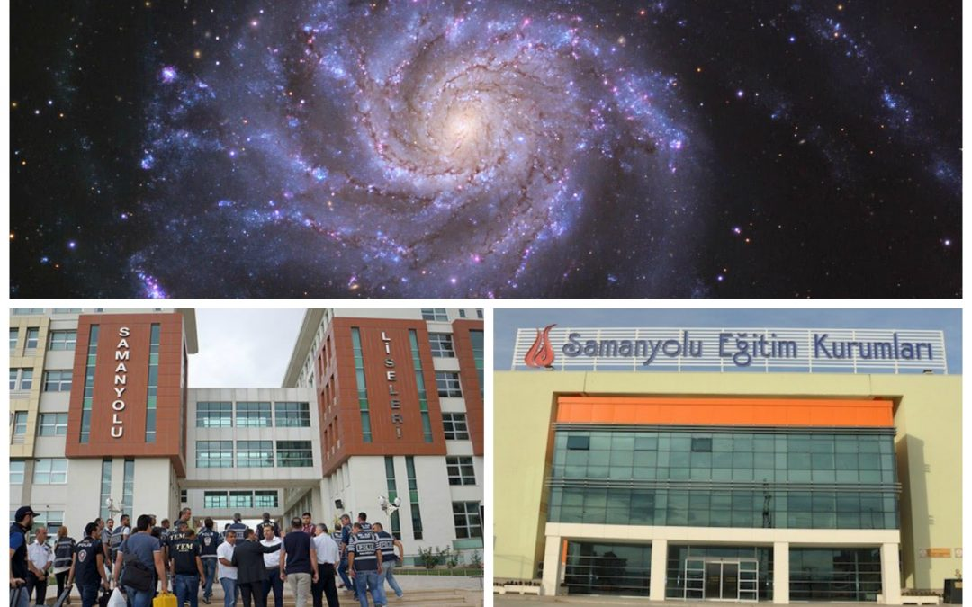 Textbooks mentioning Milky Way galaxy face ban over name similarity with Gülen schools