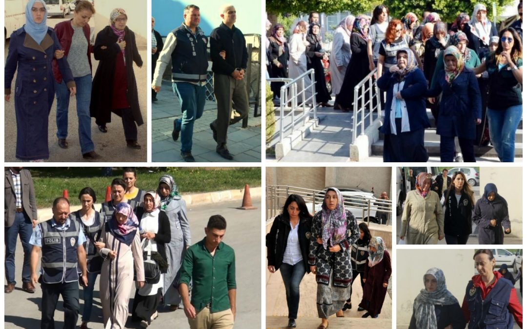 92 arrested, 144 others detained over coup charges on Friday