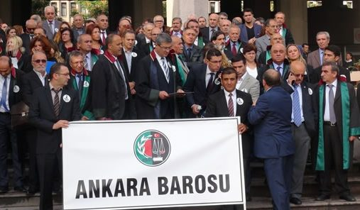 Ankara Bar Association: Turkey's post-coup decrees violate right to defense