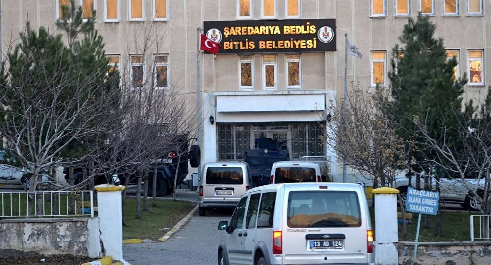 Turkey seizes administration of another Kurdish municipality after arrest of co-mayors