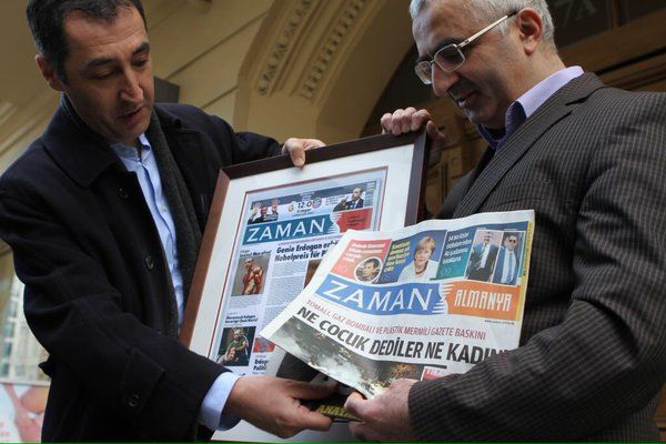 Zaman Germany ceases print edition amid threats, financial problems