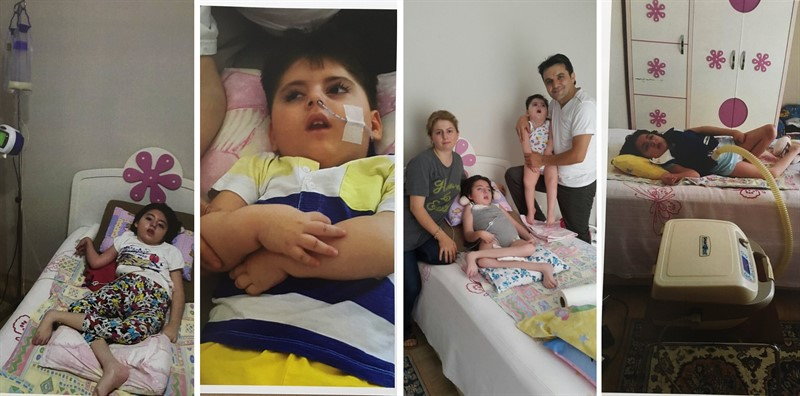 Turkish gov't seizes money granted for arrested Judge's disabled children