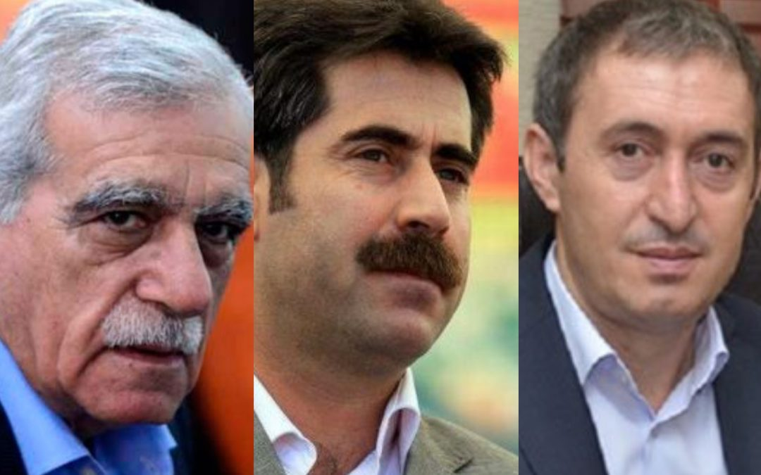 AK Party gov't appoints trustees to Van, Mardin and Siirt Municipalities