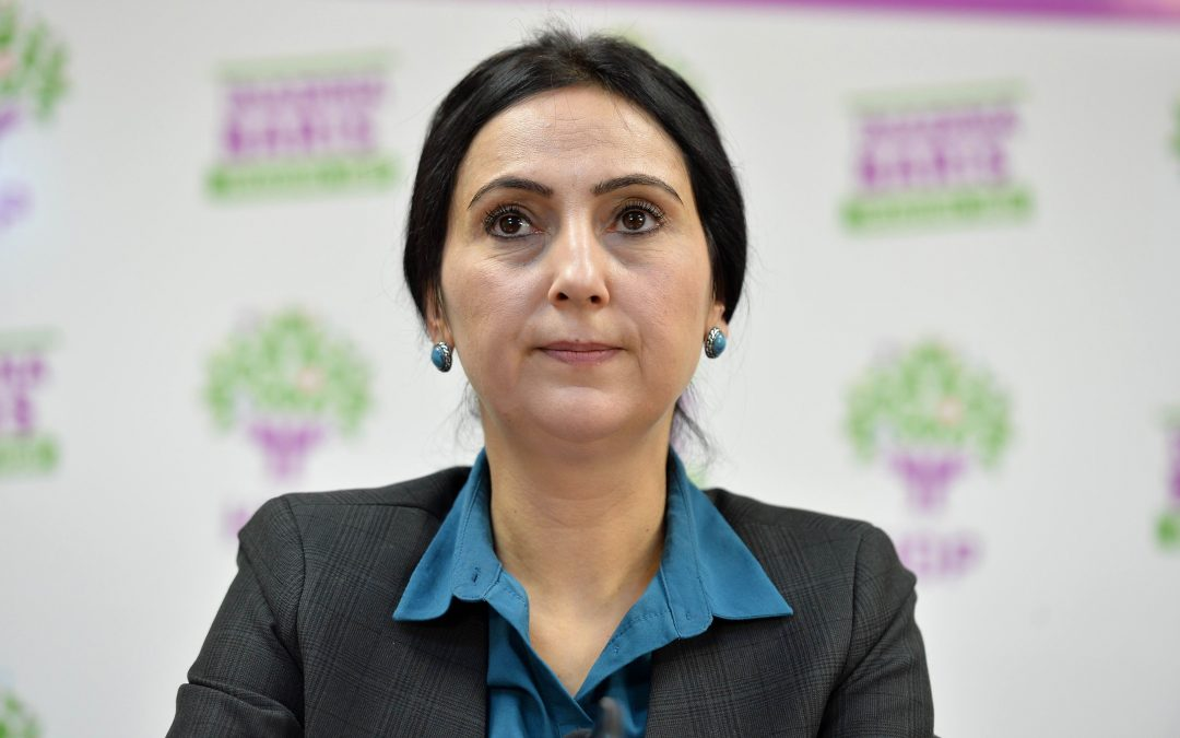 Turkish Police stage midnight raid on HDP Co-chair's home in Ankara