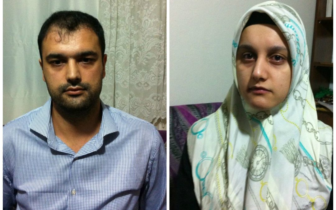 Gülen's nephew, niece jailed over 'suspected' mobile app