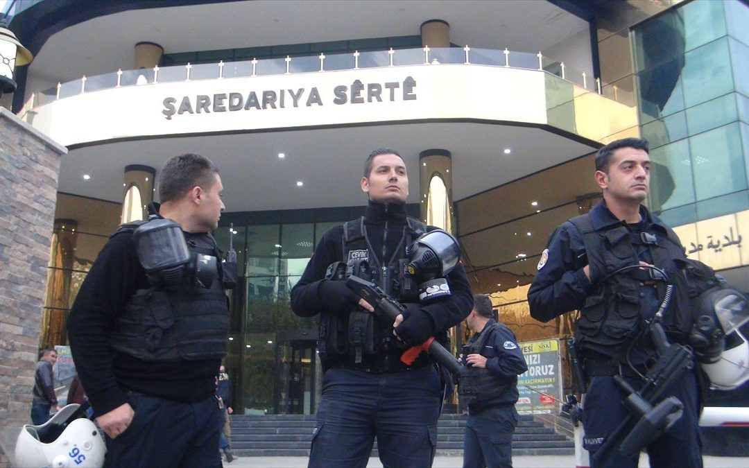 Turkey detains three more Kurdish mayors