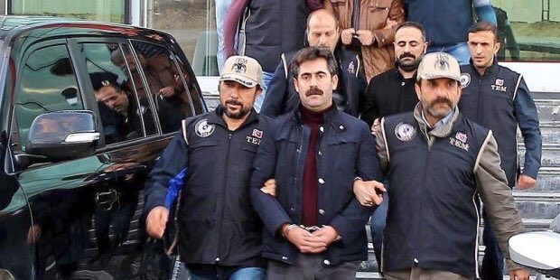 Kurdish mayor transferred to Silivri Prison in Istanbul upon arrest