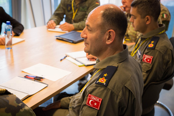 Turkish general who sought asylum in Europe says post-coup purges ruining Turkish military