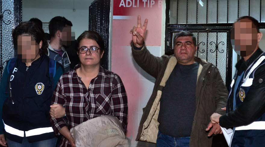 Crackdown on Kurds widens as Turkish police detains 5 HDP advisors
