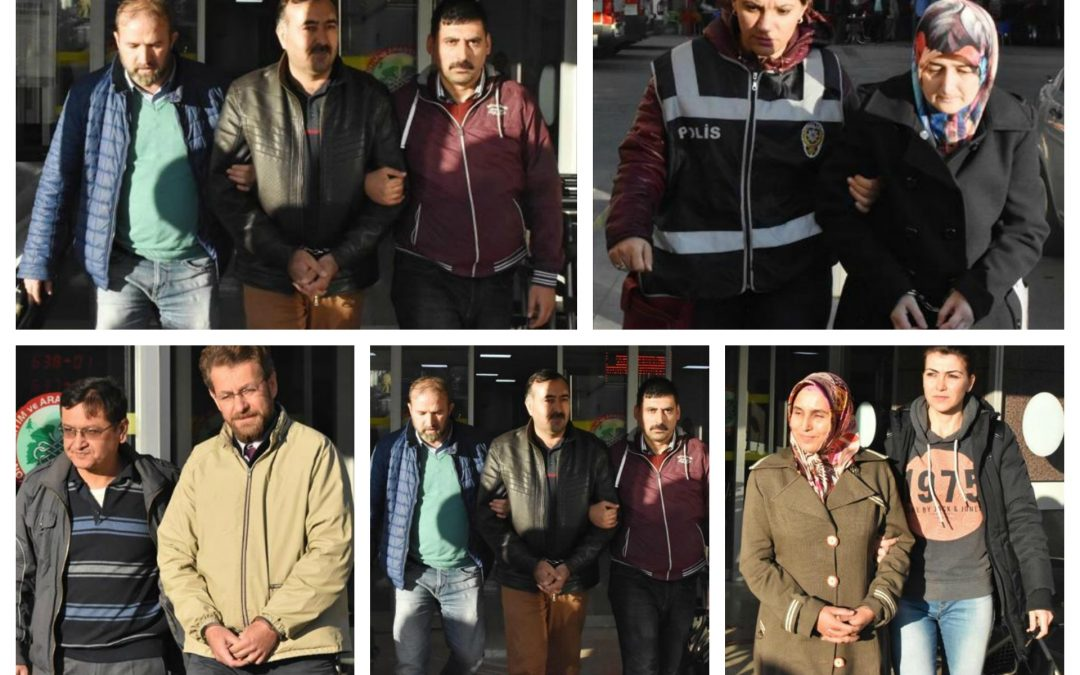 Turkey detains another 41 teachers over coup charges
