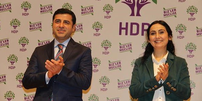 Turkish court accepts indictment against pro-Kurdish HDP deputies
