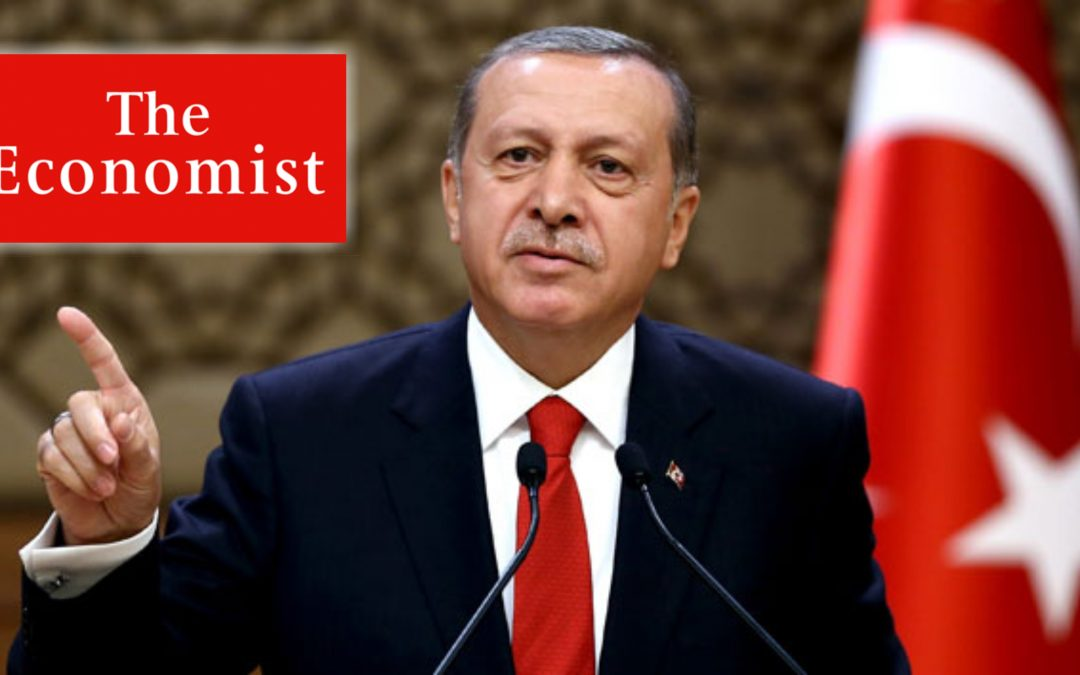 The Economist Editorial: 'President Erdogan keeps on purging'