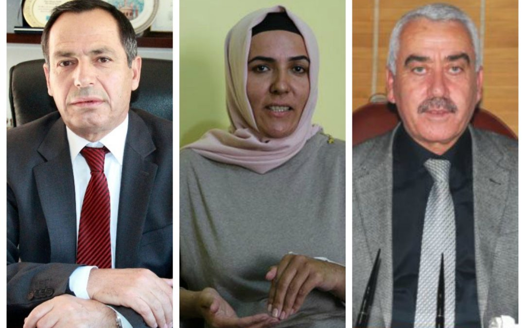 Turkey arrests three more Kurdish mayors on terrorism charges