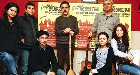 Turkish court arrests members of leftist Turkish band Grup Yorum