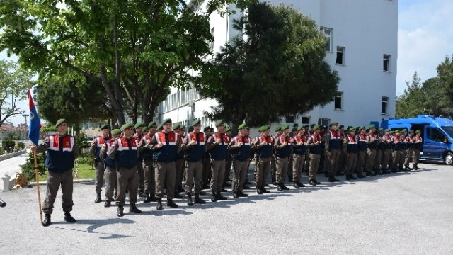 1,218 officers expelled from Gendarmerie Forces Command over Gülen links