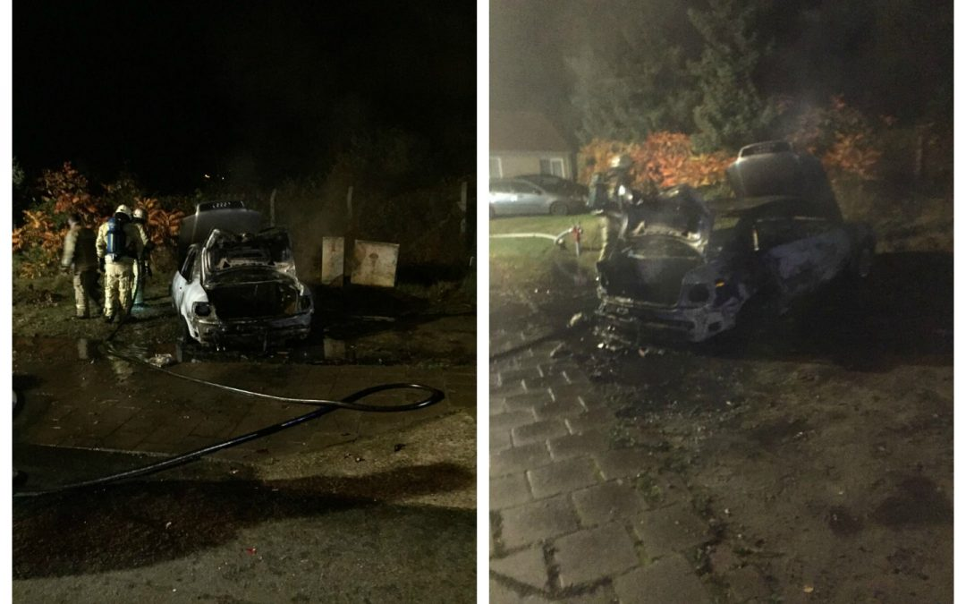 AK Party supporters reportedly set fire to cars owned by Gülen followers abroad