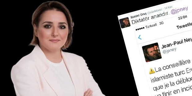 Erdoğan's chief advisor to French journalist: Dictator is your mother