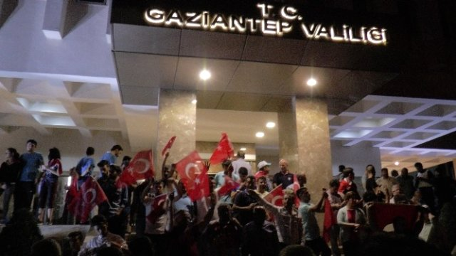 Gaziantep Governor's Office all protest activities during December