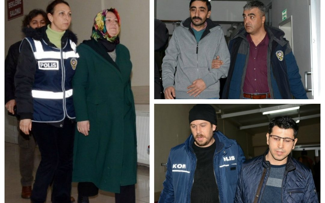 Turkey detains 41 doctors, nurses and midwives over coup charges