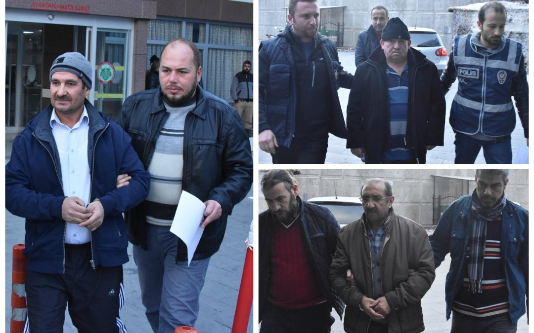 23 civil servants detained in Konya-based witch hunt operation