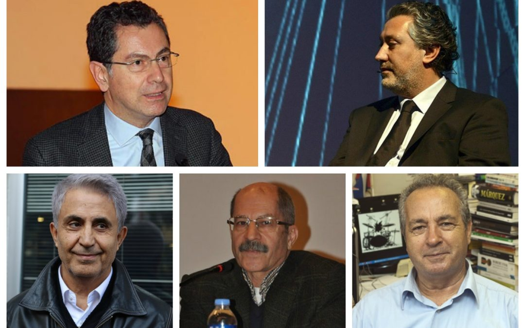 Imprisoned Cumhuriyet columnists say all they did was journalism