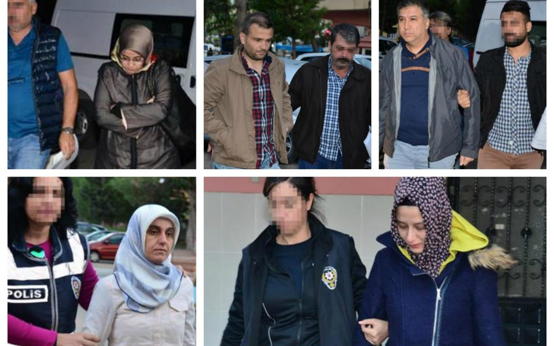 Turkey detains another 21 teachers over coup charges