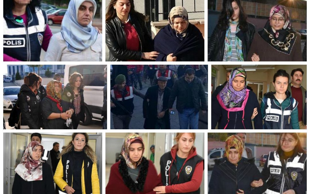 68 arrested, 194 others detained over coup charges on Wednesday